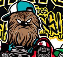Street Wars Sticker