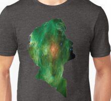 Green galaxy Tenth Doctor Unisex T-Shirt