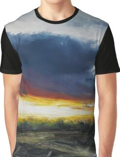 Heart in the sky Graphic T-Shirt