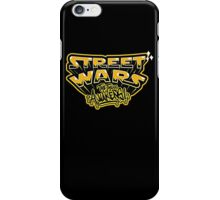 Street War Awakens iPhone Case/Skin