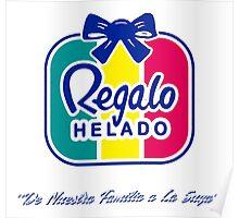 REGALO HELADO BETTER CALL SAUL Poster