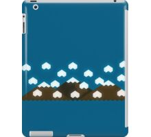 Cloudy Mountains iPad Case/Skin