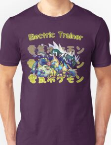 Electric Trainer T-Shirt