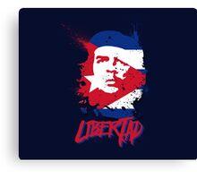 "Ernesto Che Guevara - ""Libertad"" Canvas Print"