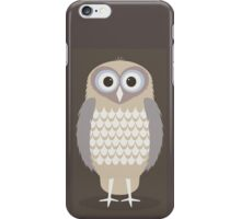 WHO SEES CLEARLY iPhone Case/Skin
