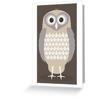 WHO SEES CLEARLY Greeting Card