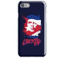"Ernesto Che Guevara - ""Libertad"" iPhone Case/Skin"