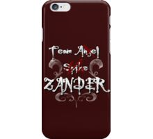 Team Xander iPhone Case/Skin