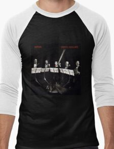 Kansas Band Album Concert Tour 13 Men's Baseball ¾ T-Shirt