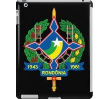 Rondônia (Brazil)-2 iPad Case/Skin