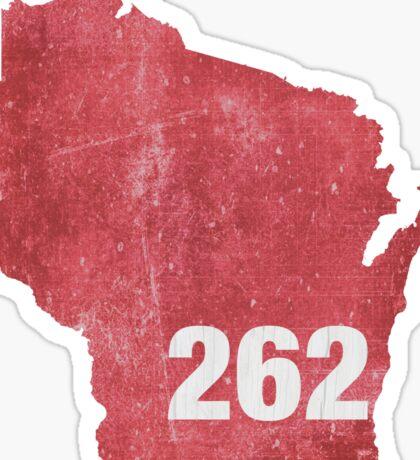 The 262 Sticker