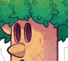 Whispy Woods Sticker