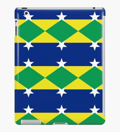 Rondônia (Brazil) iPad Case/Skin