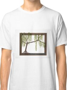 Spring Willow Tree Classic T-Shirt