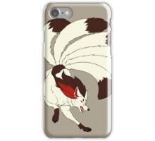 MSA Mystery Kitsune (canon design) iPhone Case/Skin