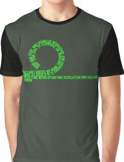 Resolution Time - Beastie Boys lyrics Graphic T-Shirt