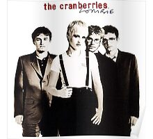 The Cranberries band Concert Tour Album 3 Poster