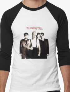 The Cranberries band Concert Tour Album 3 Men's Baseball ¾ T-Shirt