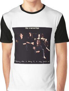 The Cranberries band Concert Tour Album 4 Graphic T-Shirt