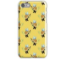 Bumble Bee Turtle Pattern iPhone Case/Skin