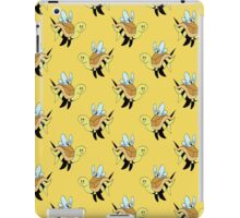 Bumble Bee Turtle Pattern iPad Case/Skin