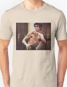 Bruce Lee Fight Unisex T-Shirt