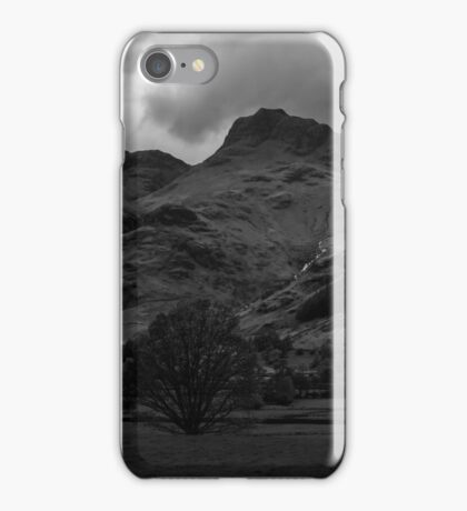 The Langdale pikes iPhone Case/Skin