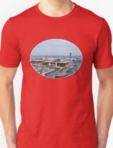 Rambla del Mar Unisex T-Shirt