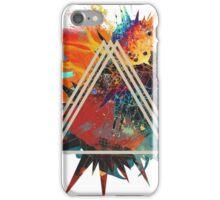 tri-triangle iPhone Case/Skin