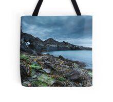 Seaweed and rocks - The Blue Lagoon Tote Bag