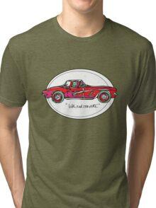 Little Red Corvette Tri-blend T-Shirt