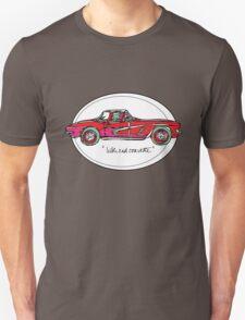Little Red Corvette Unisex T-Shirt
