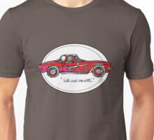 Little Red Corvette Unisex T-Shirt