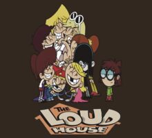 The Loud House by IckObliKrum92