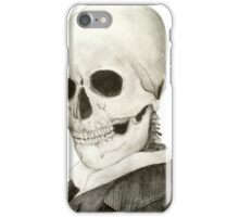 Tesla Skeleton iPhone Case/Skin