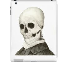 Tesla Skeleton iPad Case/Skin