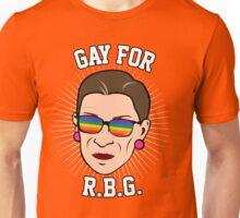 Gay for RBG Unisex T-Shirt