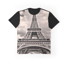 Eiffel Tower in Paris Graphic T-Shirt