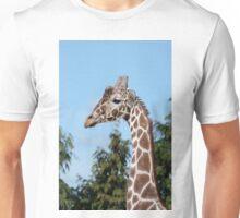 Reticulated giraffe Unisex T-Shirt