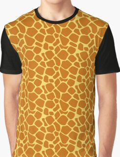 Animal Texture Skin Background 3 Graphic T-Shirt