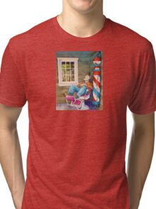 Time to Relax Tri-blend T-Shirt