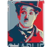 Charlie Chaplin Hope iPad Case/Skin