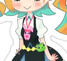 Chibi Niiyama Niko Sticker