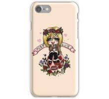 Christa Renz iPhone Case/Skin