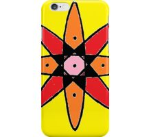 Colored cachemire iPhone Case/Skin