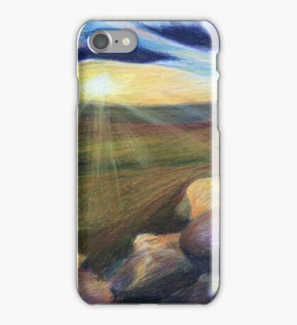The Early Rays iPhone Case/Skin