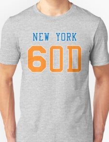 New York 6OD - Porzingis Unisex T-Shirt