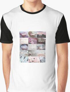 BLUE NEIGHBOURHOOD AESTHETIC - Troye Sivan Graphic T-Shirt