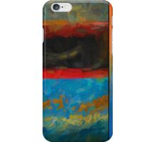 Color Abstraction LI  iPhone Case/Skin