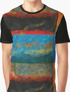 Color Abstraction LI  Graphic T-Shirt